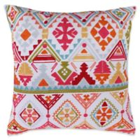 Levtex Home Julia Aztec-inspired Square Throw Pillow