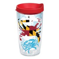 Tervis® Maryland Crab Flag 16 oz. Wrap Tumbler with Lid