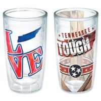 Tervis® Simply Southern Tennessee Love/Tough 16 oz. Wrap Tumblers (Set of 2)