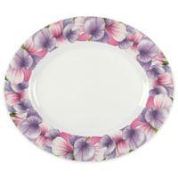 Portmeirion® Botanic Blooms Sweet Pea Large Oval Platter