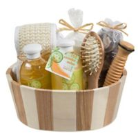 Freida & Joe Fresh Cucumber Melon Spa Gift Set