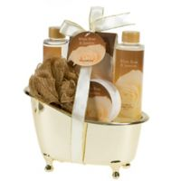 Freida & Joe White Rose and Jasmine Fragrance Spa Set