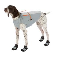 Ultra Paws Ultra Cool Double Extra-Large Dog Coat in Silver