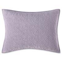 Charisma Regent Velvet Lilac King Sham