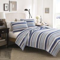 Stone Cottage Fresno Twin Mini Quilt Set in Blue
