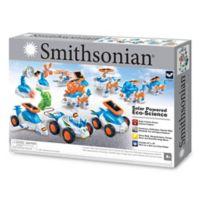 Smithsonian® Solar Powered Eco-Science Kit