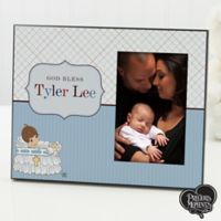 Precious Moments® Christening 4-Inch x 6-Inch Baby Picture Frame