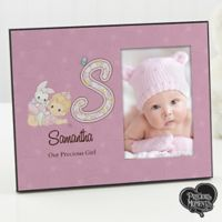 Precious Moments® Personalized 4-Inch x 6-Inch Baby Photo Frame