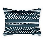 Designs Direct Dash Standard Pillow Sham in Blue