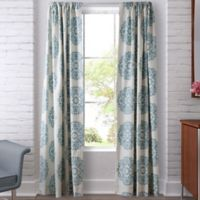 Stone Cottage Bristol Rod Pocket 84-Inch Window Curtain Panel Pair