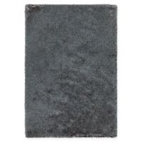 Chandra Rugs Isla Hand-Knotted 5' x 7'6 Area Rug in White/Blue
