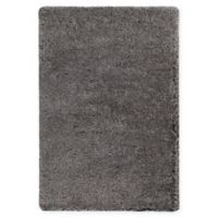 Chandra Rugs Isla Hand-Knotted 7'9 x 10'6 Area Rug in Grey/Blue