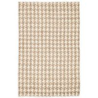 Jaipur Living Tracie Hand-Loomed 2' x 3' Area Rug in Taupe/White