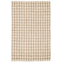 Jaipur Living Tracie Hand-Loomed 8' x 10' Area Rug in Taupe/White