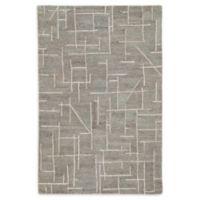 Jaipur Living Etro 2' x 3' Area Rug in Grey/Cream