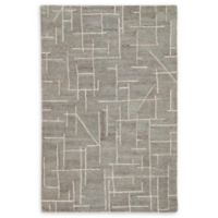 Jaipur Living Etro 8' x 10' Area Rug in Grey/Cream