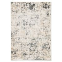 Jaipur Arvo Abstract 2' x 3' Accent Rug in White
