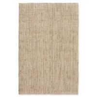 Jaipur Mayan Natural 5' x 8' Area Rug in White
