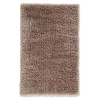Jaipur Seagrove 5' x 8' Shag Area Rug in Taupe