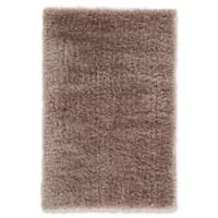 Jaipur Seagrove 8' x 11' Shag Area Rug in Taupe