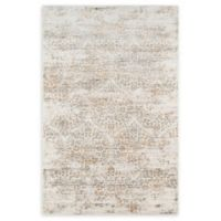 Momeni Juliet Floral 2' x 3' Accent Rug in Ivory
