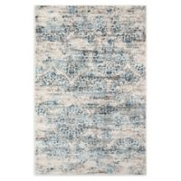 Momeni Juliet Floral 8'6 x 11'6 Area Rug in Blue