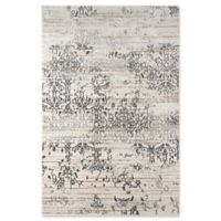 Momeni Juliet Vintage Scroll 2' x 3' Accent Rug in Ivory