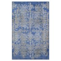 Momeni Cypress 2'3 x 3'9 Accent Rug in Blue