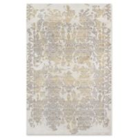 Momeni Cypress 4' x 6' Area Rug in Ivory