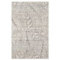 Momenti Juliet Vintage Scroll 2' x 3' Accent Rug in Beige