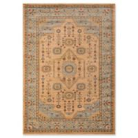 Momeni Ghazni Floral 2' x 3' Accent Rug in Beige