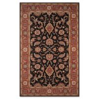 Momeni Persian Garden Botanical 8' x 10' Area Rug in Salmon