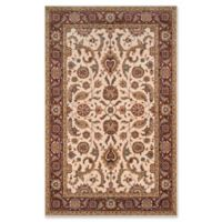 Momeni Persian Garden Botanical 9'6 x 13' Area Rug in Cocoa