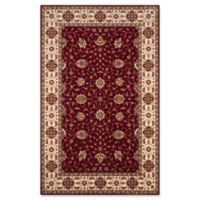Momeni Persian Garden Loomed 9'6 x 13' Area Rug in Burgundy