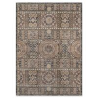 Momeni Caspian Monochromatic 2'3 x 3'9 Accent Rug in Grey