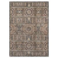 Momeni Caspian Monochromatic 9' x 12' Area Rug in Grey