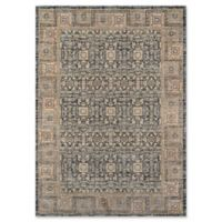 Momeni Caspian Abstract 2' x 3' Accent Rug in Grey
