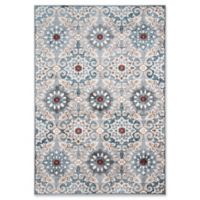 Momeni Brighton Loomed 5' x 8' Accent Rug in Blue