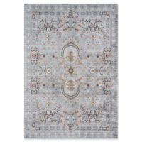 Momeni Brighton Loomed 5' x 8' Accent Rug in Light Blue