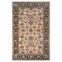 "Momeni Colorado Floral 5' x 7' 6"" Area Rug in Beige"