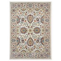 Momeni Cypress4' x 6' Area Rug in Ivory