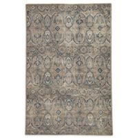Jaipur Williamsburg 2' x 3' Accent Rug in Grey/Navy