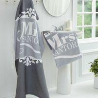 The Happy Couple Bath Towel