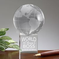 World Class Boss Globe