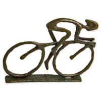 Danya B.™ Small Cyclist Bronze Sculpture