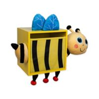 Danya B™ Plush Bee Children's Wall Storage Bin