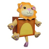 Danya B™ Plush Lion Children's Wall Storage Bin