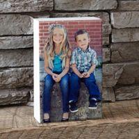 Rectangle Photo Shelf Block