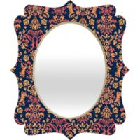 Deny Designs Arcturus Glamorous Small Wall Mirror