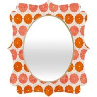 Deny Designs Holli Zollinger 29-Inch x 22-Inch Quatrefoil Annapurna Mirror